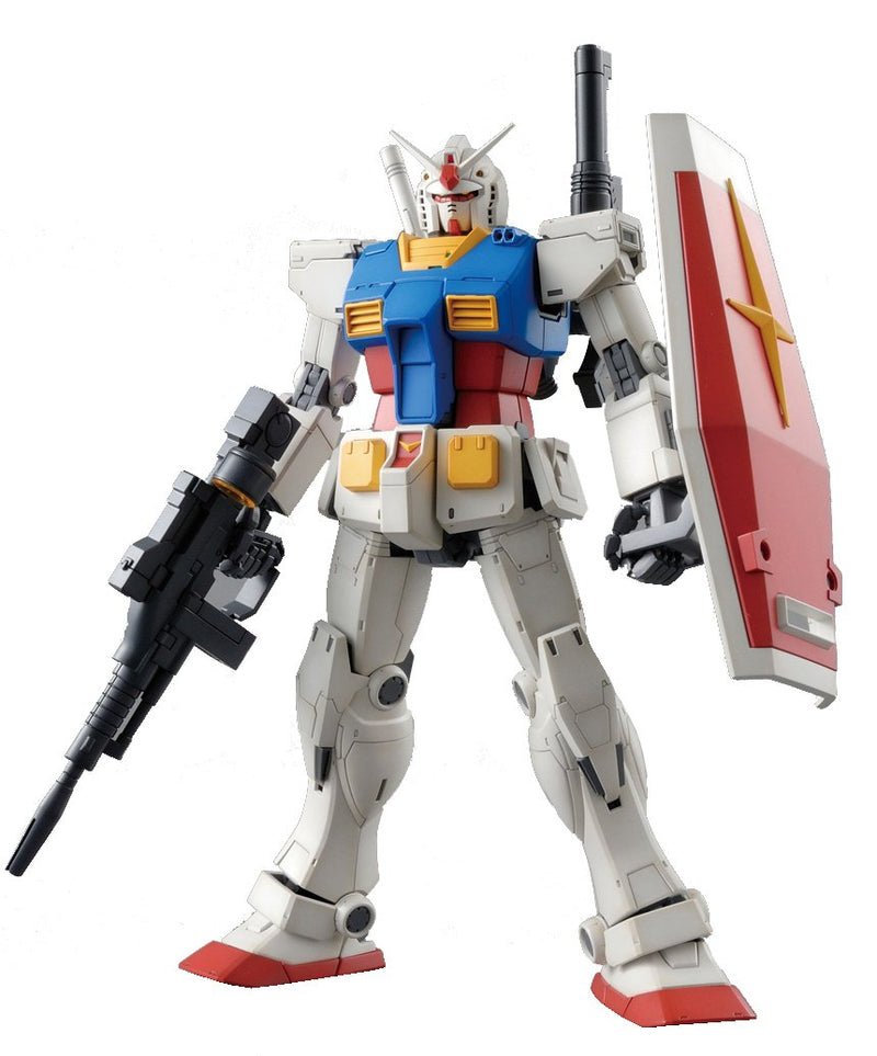 "Gundam RX-78 MG 1/100 ""Gundam The Origin"""