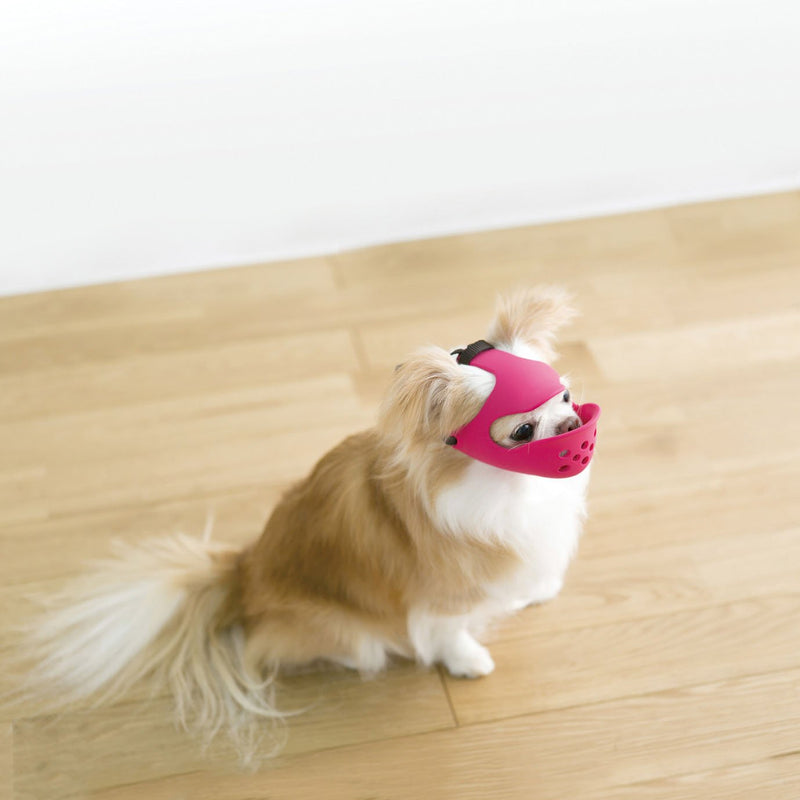 Oppo Dog / Cat Quack Face Muzzle - Small (Pink or Light Brown)