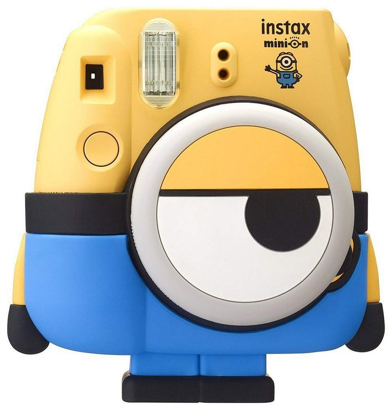 FUJIFILM Instax Mini8 Minion Instant Camera