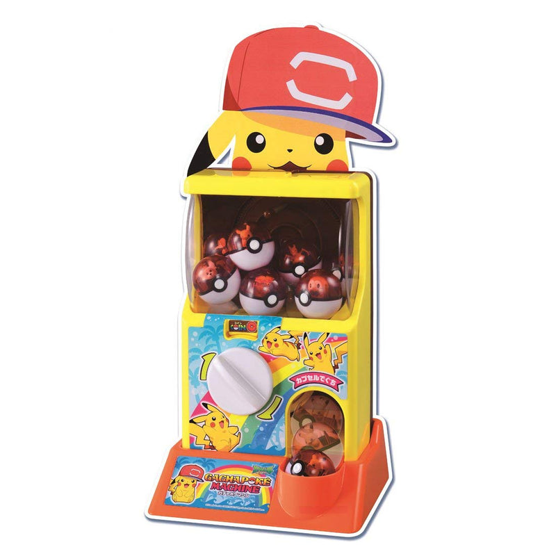 Pikachu Pokémon Gashapon Machine