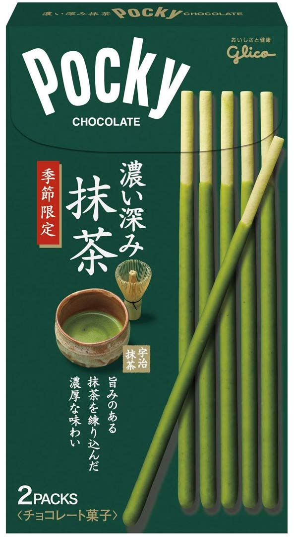 Pocky - Rich Matcha