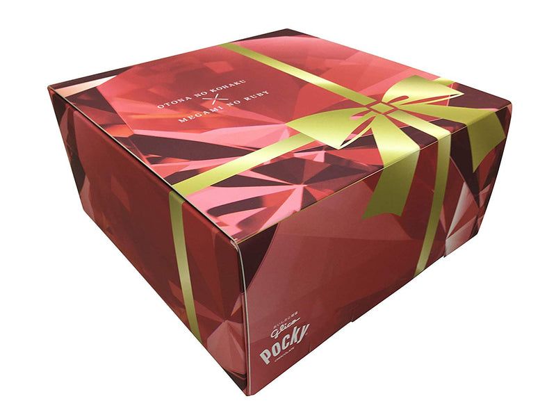 Pocky Valentines Day Box Set Whisky and Wine - Limited Edition