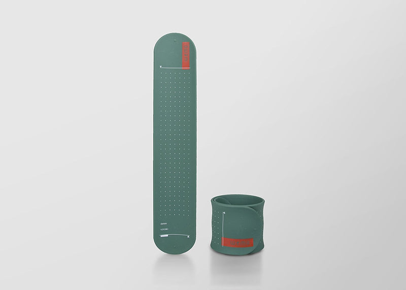 WEMO Wearable Memo - Green