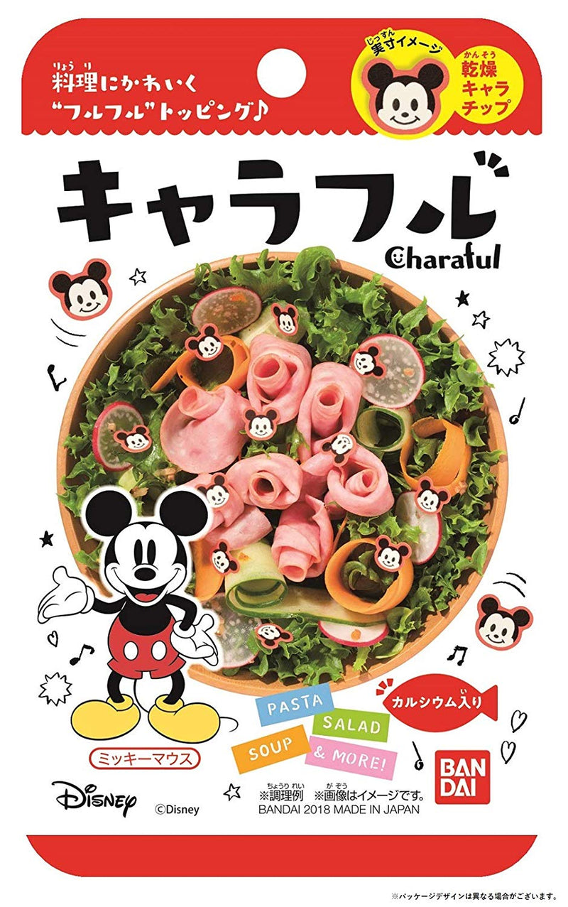 Mickey Mouse Food Topping