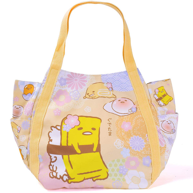 Sanrio Gudetama 40th Anniversary Tote Bag (3 styles available)