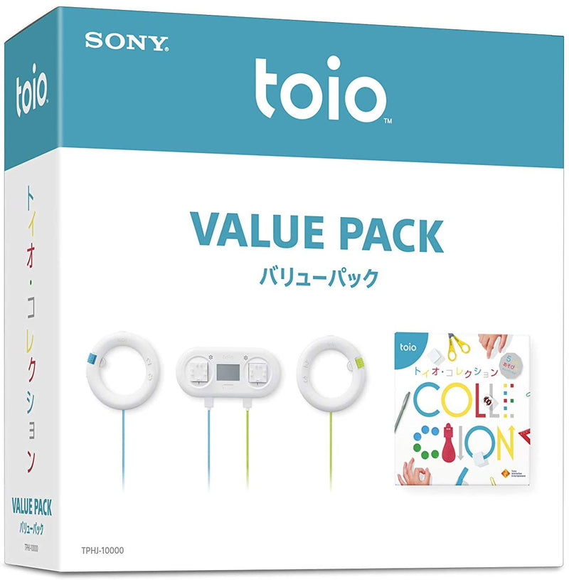 Sony Toio Robot Building Kit