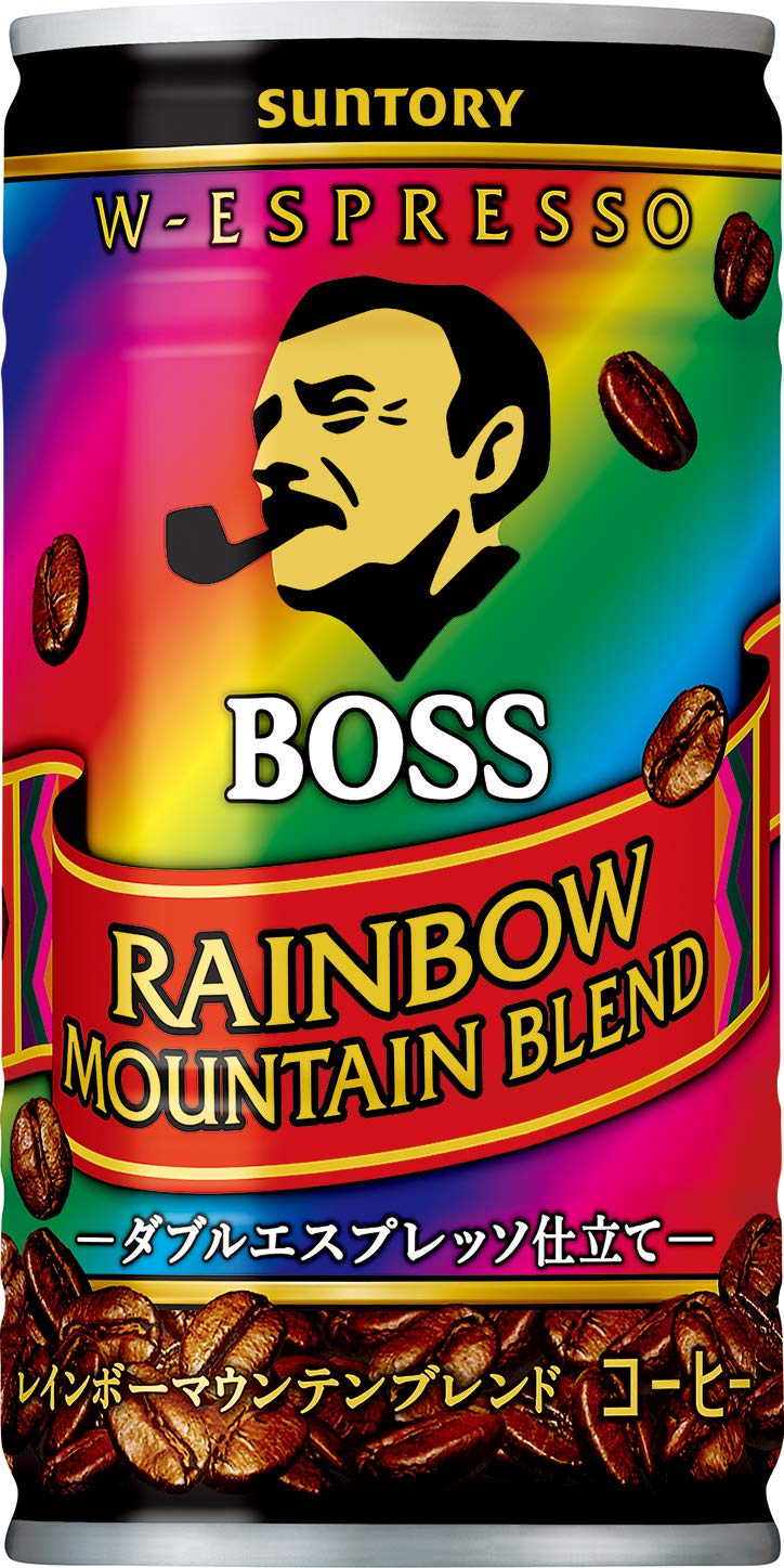 Coffee Boss Rainbow Mountain Blend