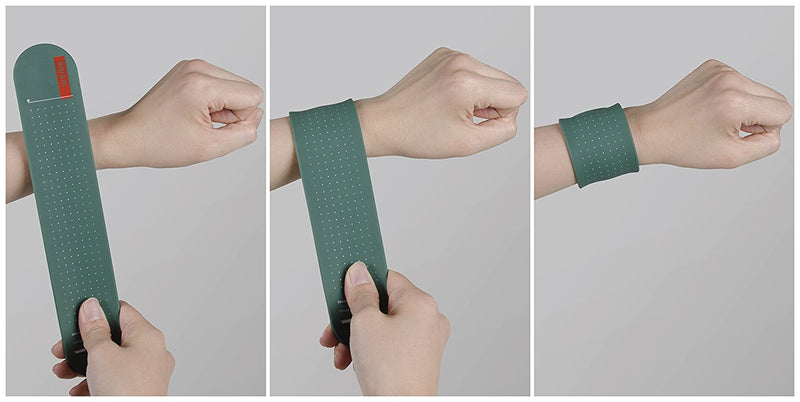 WEMO Wearable Memo- Green