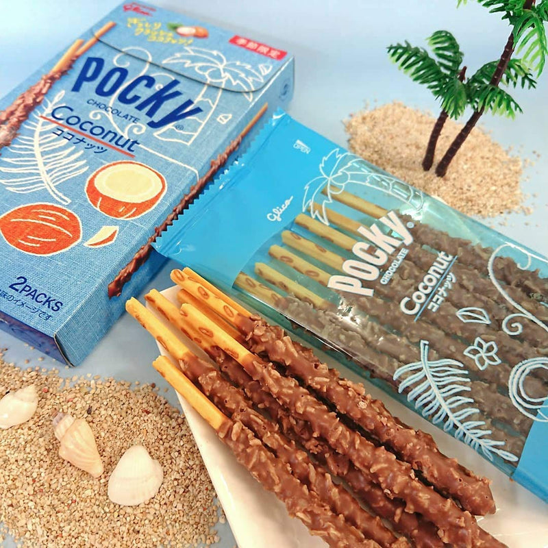 Pocky - Coconut