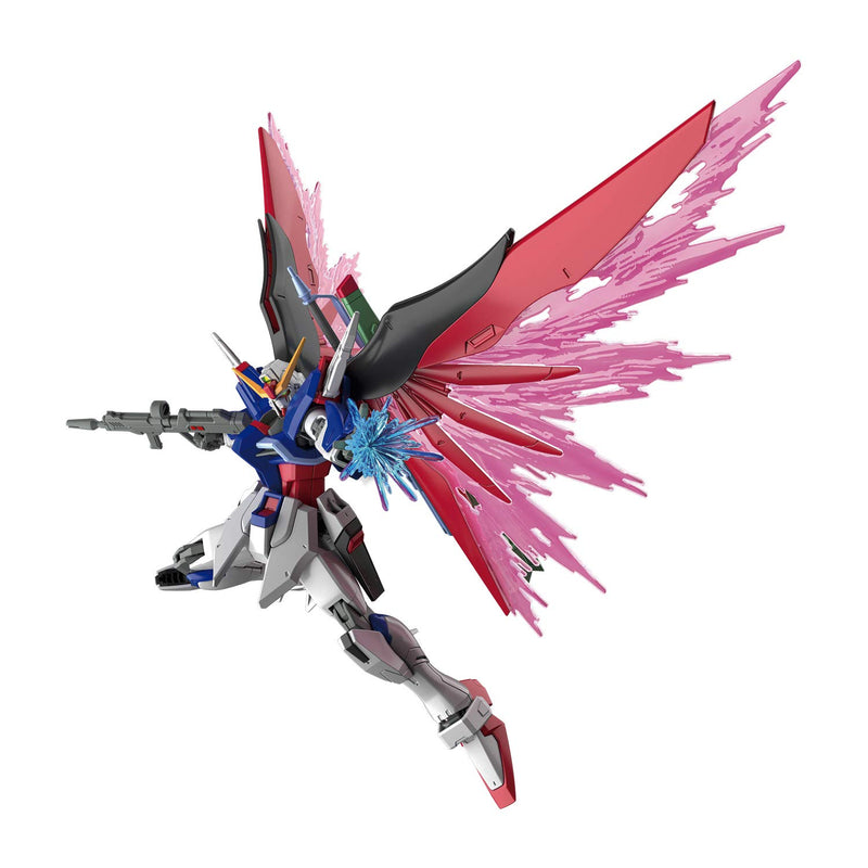 "Destiny Gundam HGCE  ""Gundam SEED Destiny"" 1/144 Model Kit"