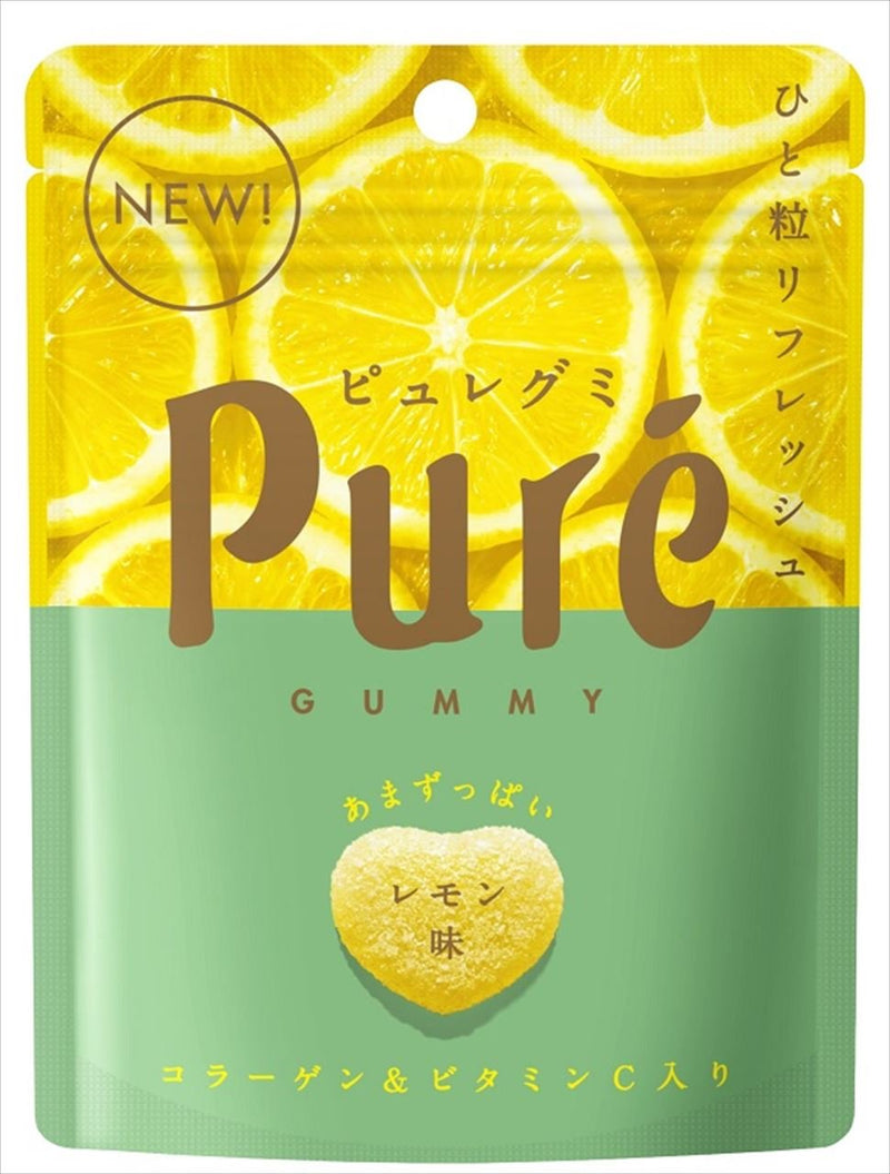 Pure Gummy - Lemon