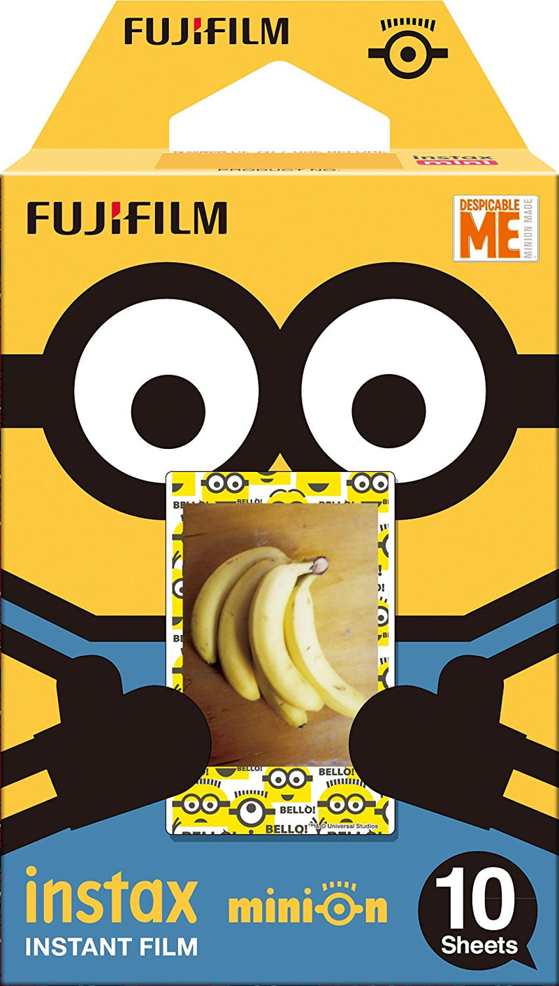 Fujifilm Instax Mini Instant Camera Film - Minion