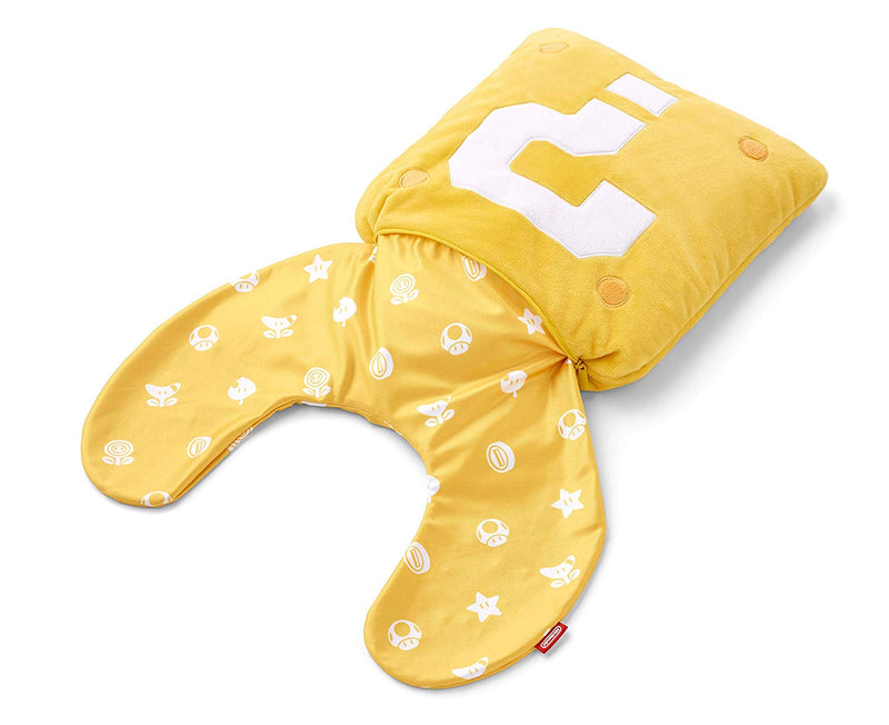 Nintendo Super Mario Neck Pillow - Mystery Box