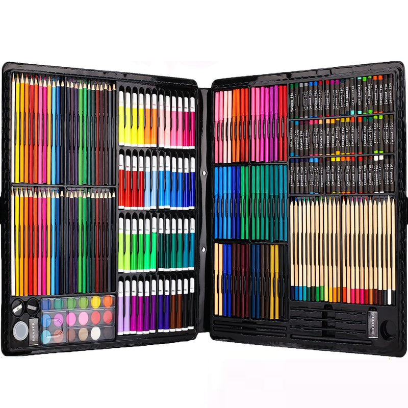 258 Piece Art Stationary Set