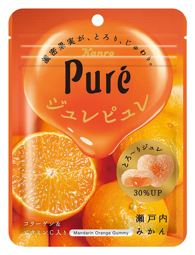 Pure Gummy - Mandarin Orange