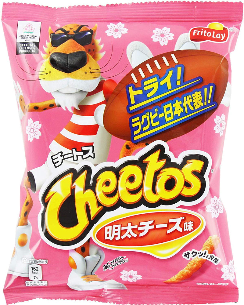 Cheetos - Japan Rugby Official Flavor - Mentaiko Cheese