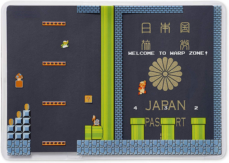 Super Mario Passport - Retro Ver.