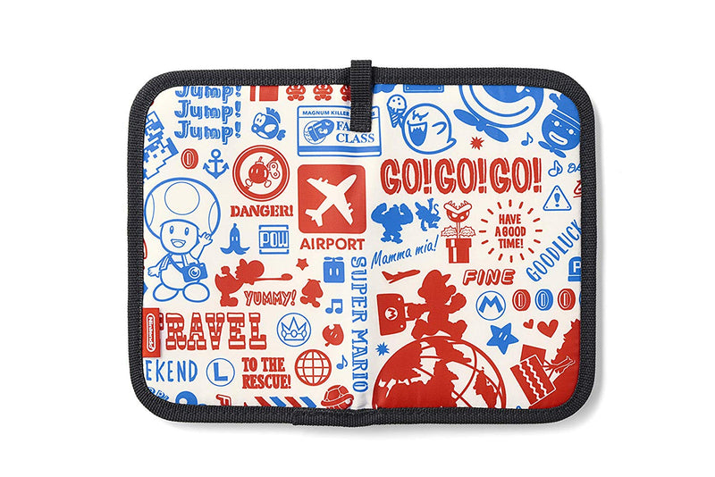 Super Mario Travel Wallet