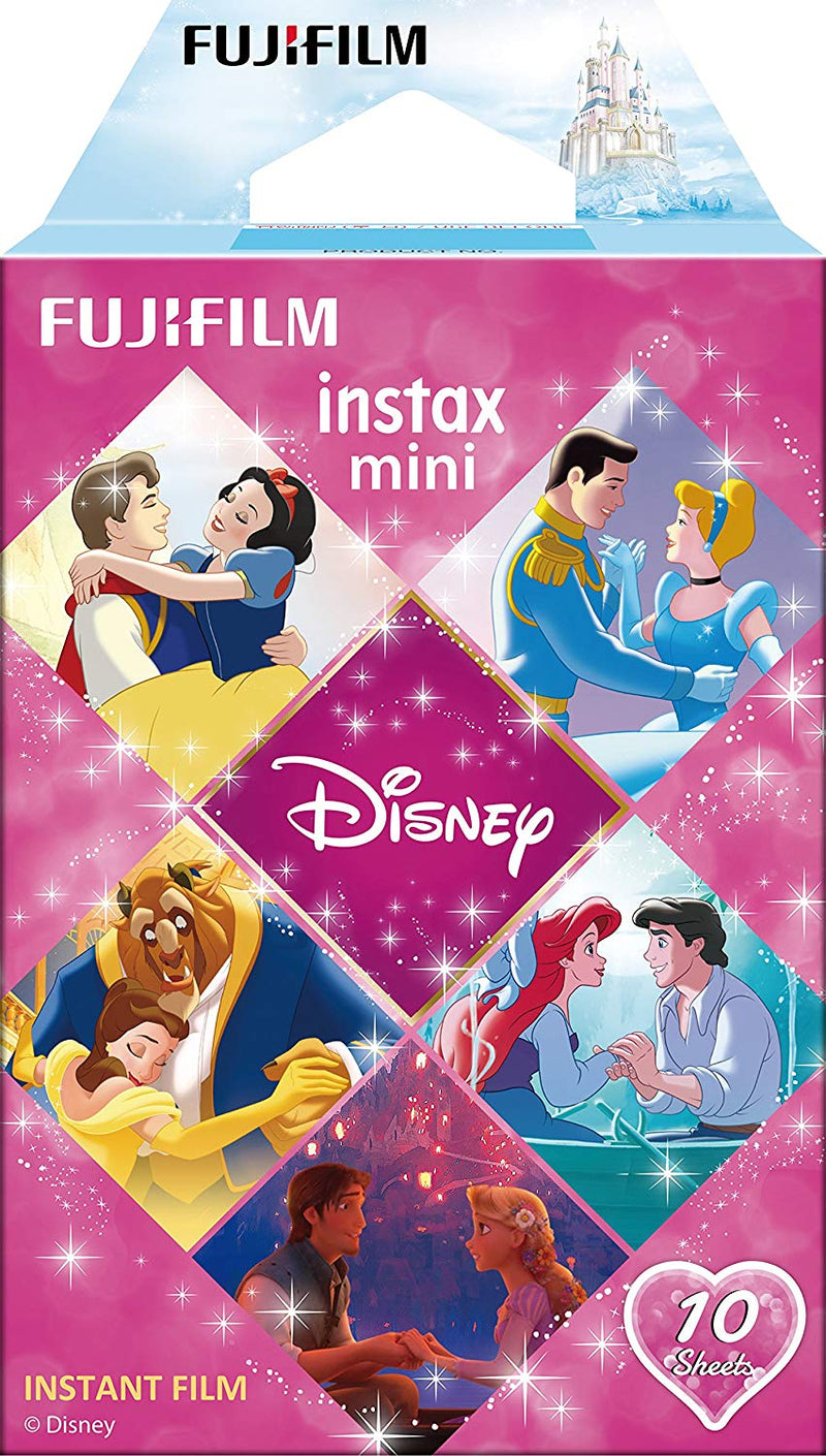 Fujifilm Instax Mini Instant Camera Film - Disney