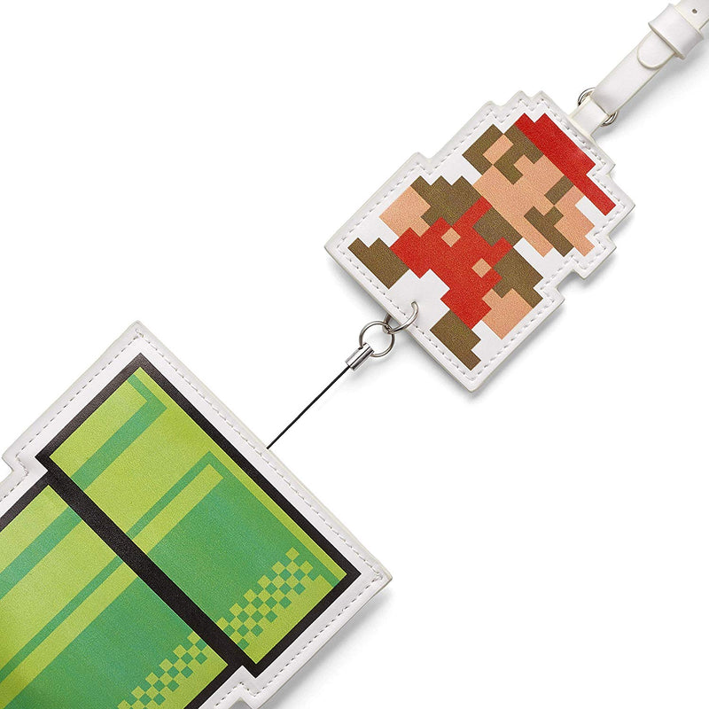 Super Mario ID / Transit Card Case