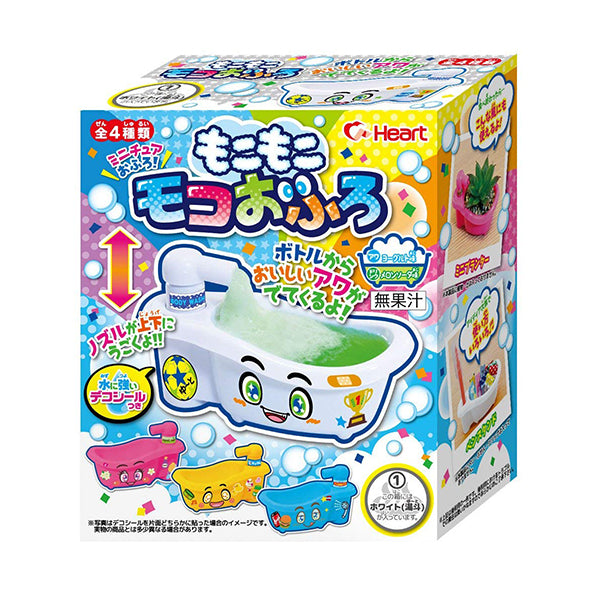 Moko Moko Ofuro Bathub Candy Kit
