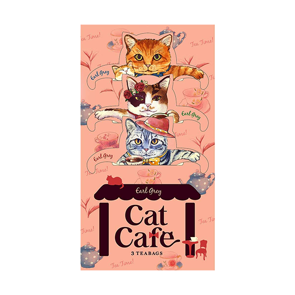 Earl Grey Tea by Cat Café