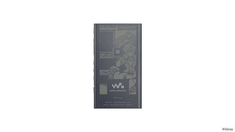 Kingdom Hearts Sony Walkman Limited Edition