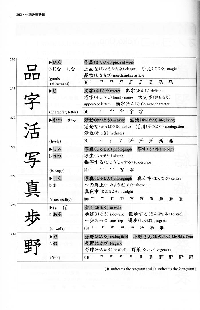 Genki 2 An Integrated Course In Elementary Japanese Textbook Page 302