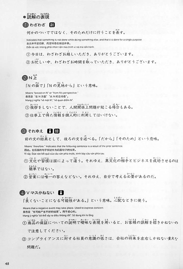 Intermediate Business Japanese Page 48