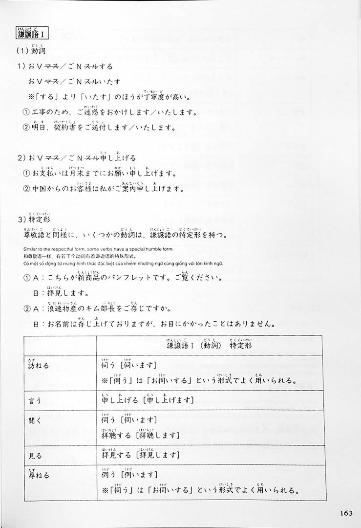 Intermediate Business Japanese Page 163