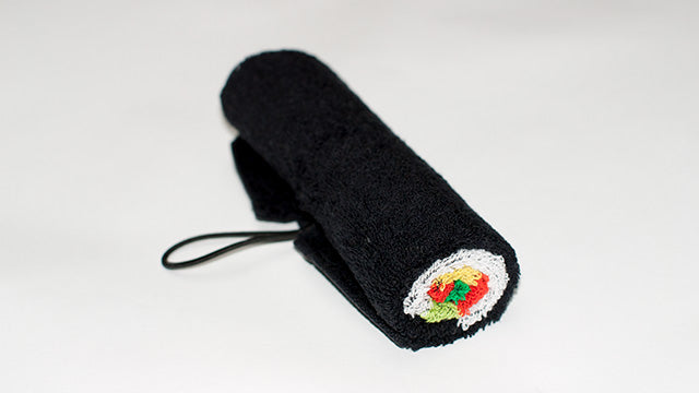 Sushi Roll Towel