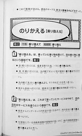Nekko Japanese - Japanese Learner's Dictionary Page 339