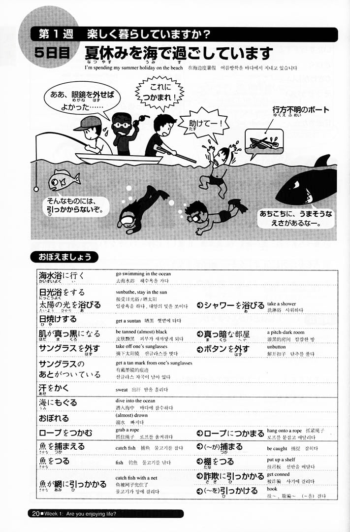 Nihongo So-Matome JLPT N2 Vocabulary Page 20