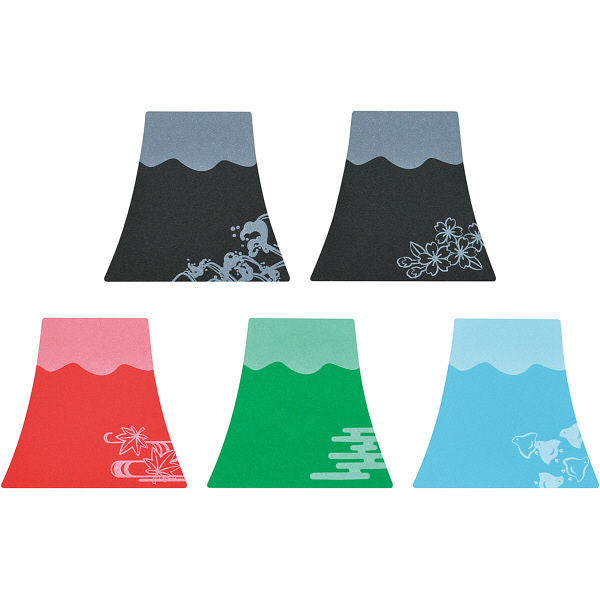 Mt. Fuji Sticky Notes (5 colors)