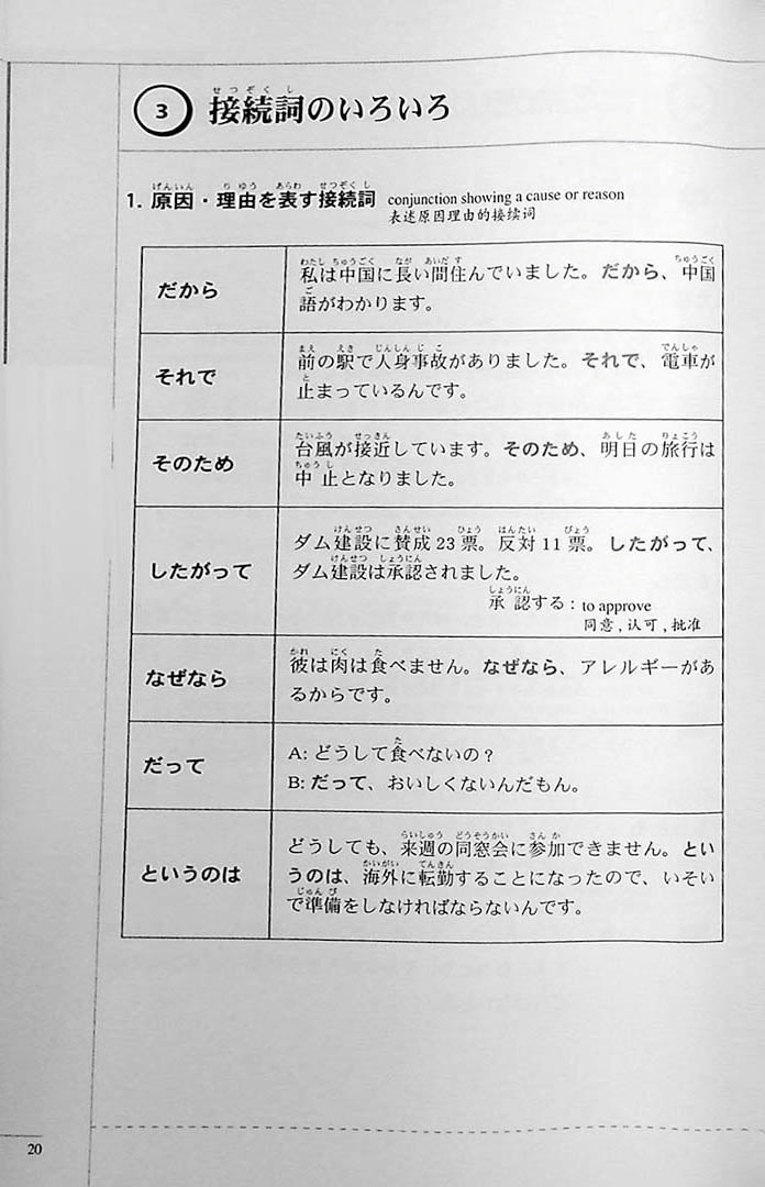 The Preparatory Course for the JLPT N3 Reading Page 20