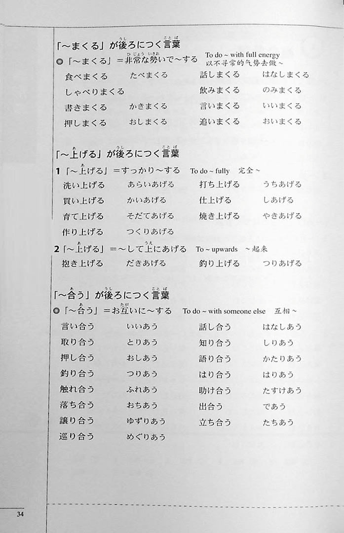 The Preparatory Course for the JLPT N2 Grammar Page 34
