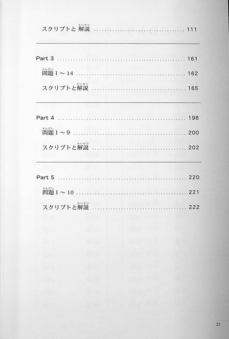The Preparatory Course for the JLPT N3 Listening Page 23