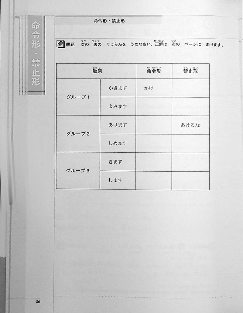 The Preparatory Course for the JLPT N4 Reading Page 86