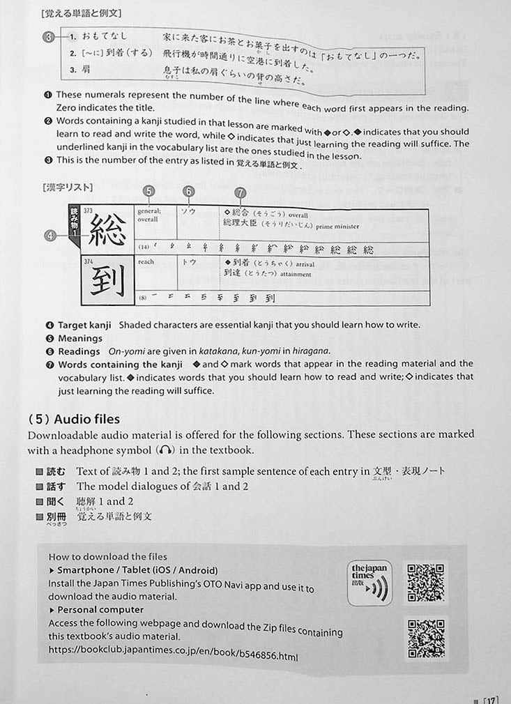 Quartet: Intermediate Japanese Across the Four Language Skills Vol. 2 Page 17