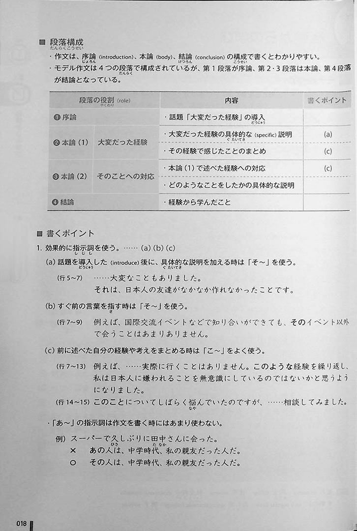 Quartet: Intermediate Japanese Across the Four Language Skills Vol. 2 Page 18