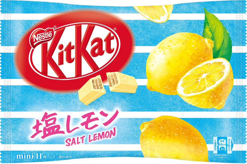 Kit Kat - Salt Lemon Flavor