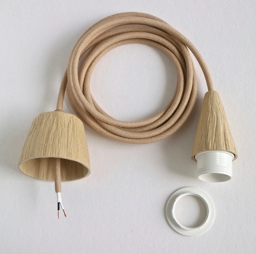 Sachie Muramatsu Cord (50-400cm) *Please select when ordering lamp*