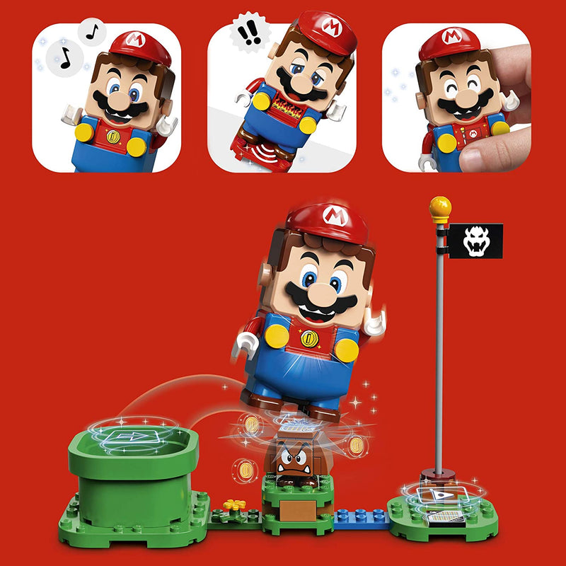 Super Mario Lego Starter Course Set