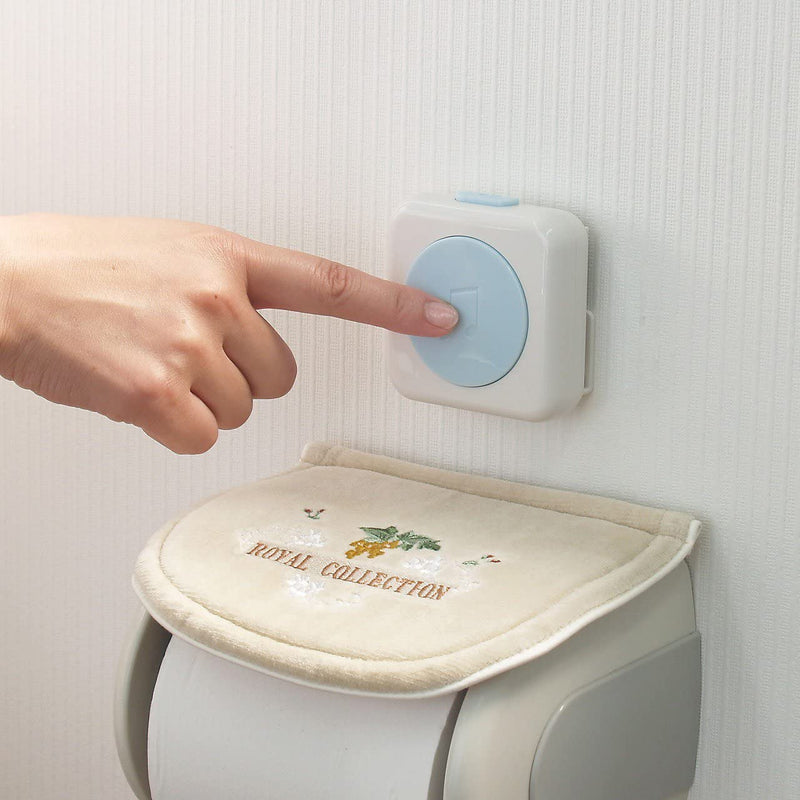 Toilet Sound Blocker Button - Eco Melody
