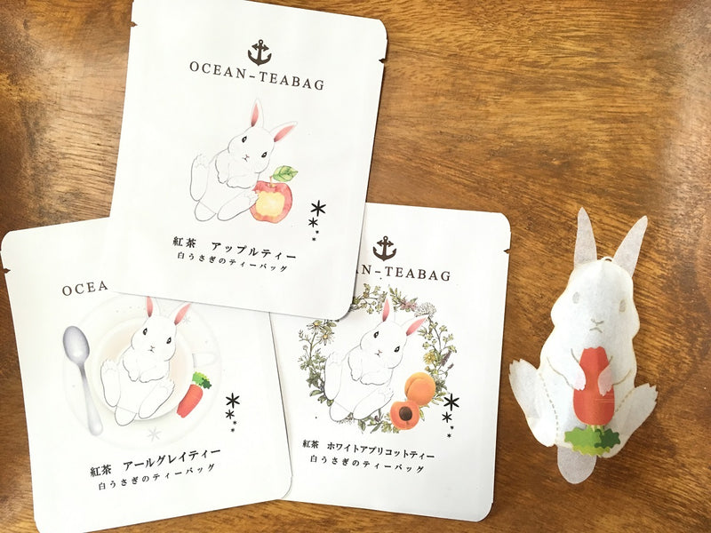 Bunny Rabbit Variety Tea by Ocean Tea Bag