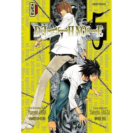 Death Note 05 - White Rabbit Japan Shop