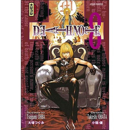 Death Note 08 - White Rabbit Japan Shop