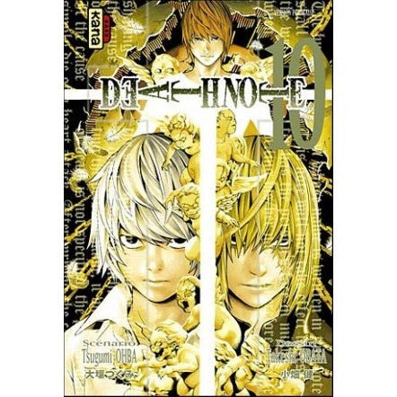 Death Note 10 - White Rabbit Japan Shop