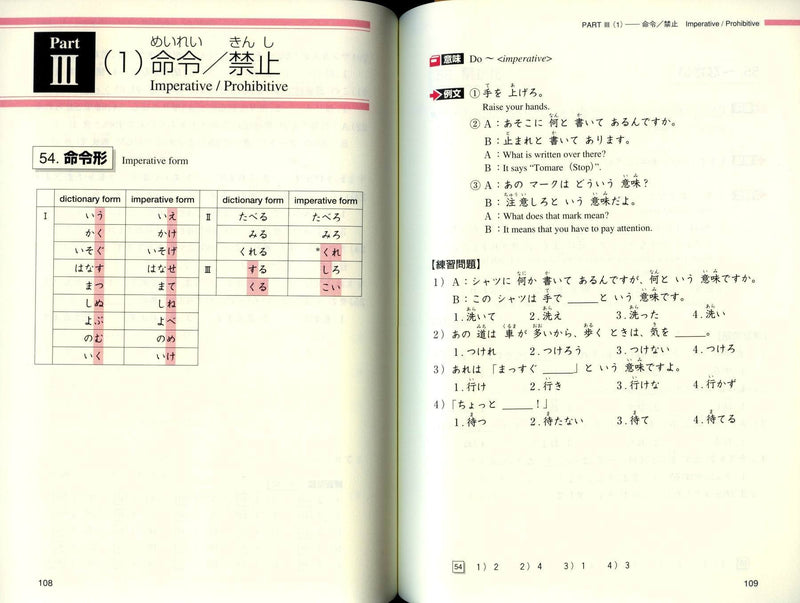 Do It Yourself: Japanese Grammar Review (Beginner-Level) - White Rabbit Japan Shop - 4