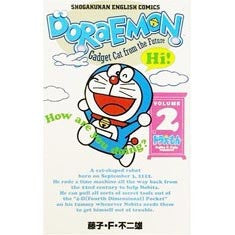 Doraemon: Gadget Cat from the Future 02 - White Rabbit Japan Shop